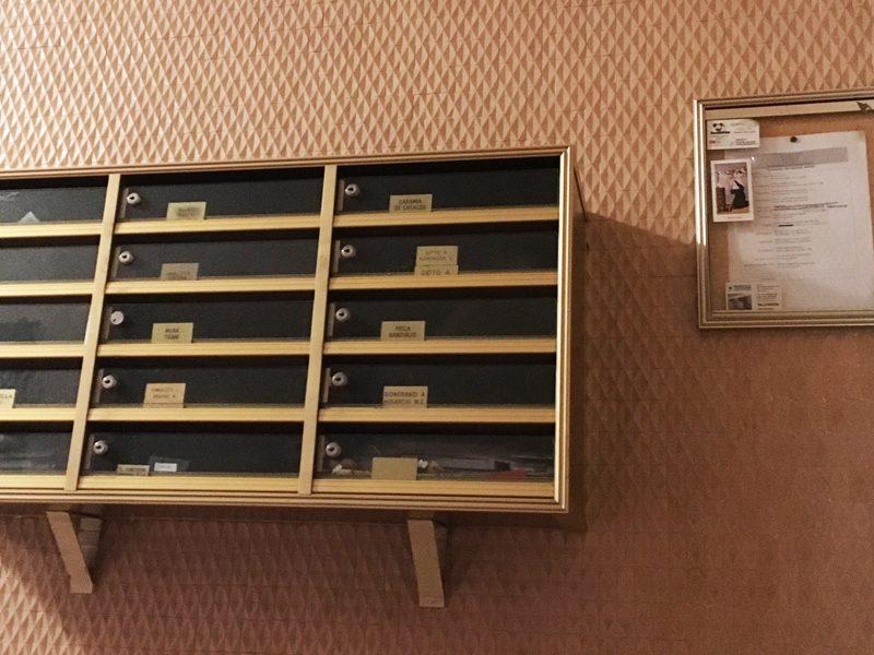 cassetta lettere in condominio