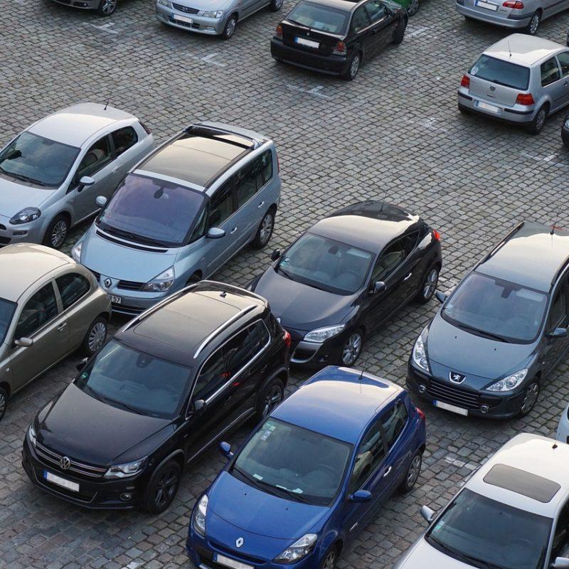 parcheggio condominiale