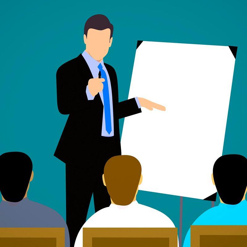aula di formazione