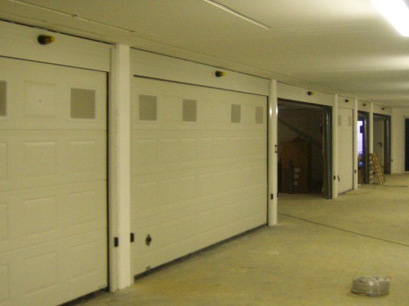 garage sotterranei