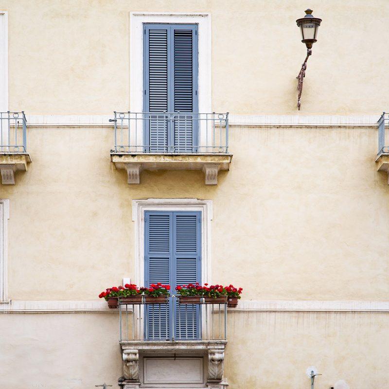 balconi e parapetti