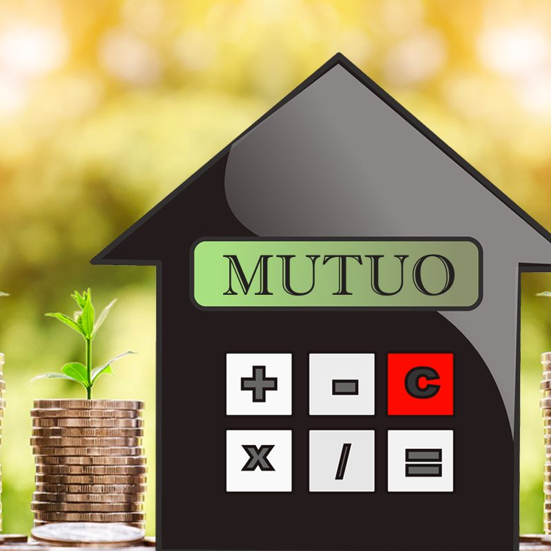 casa e mutuo ipotecario