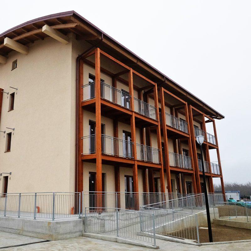 Casa popolare passiva Ciriè